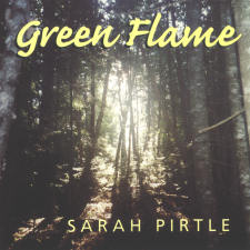 Cover: Green Flame