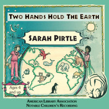 Cover: Two Hands Hold the Earth